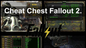 Cheat Chest Fallout 2.