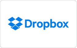 dropbox Cloud Storage 2020