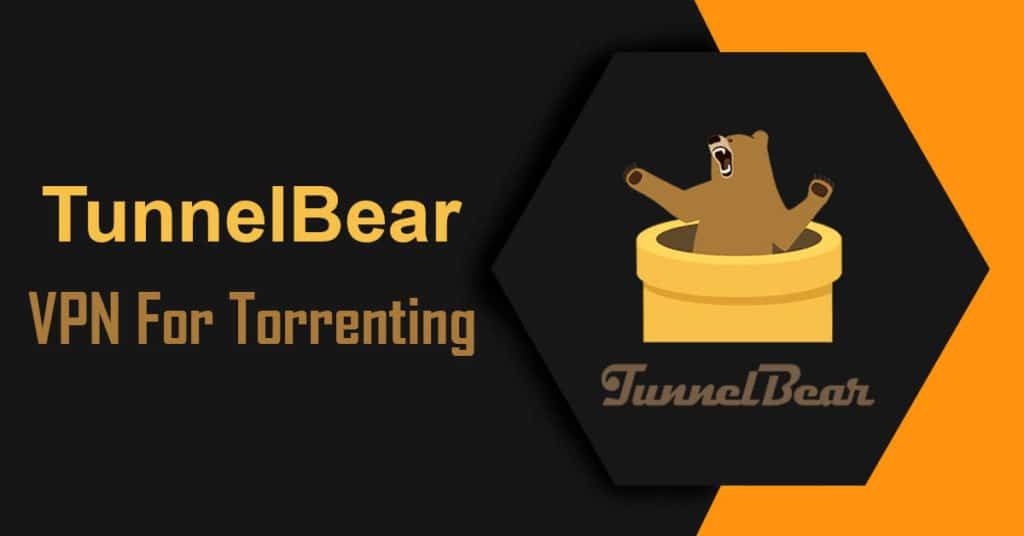 TunnelBear – VPN For Torrenting