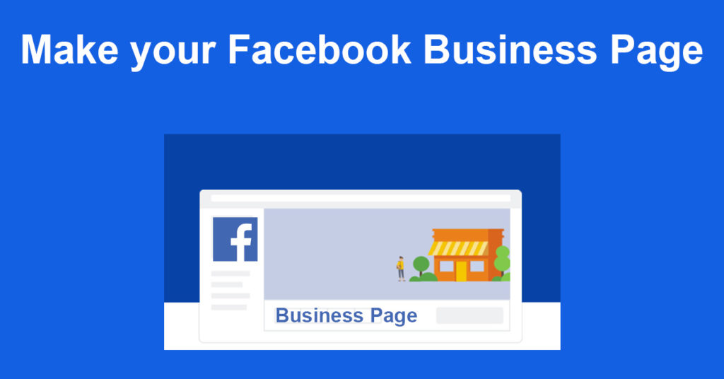 Make your Facebook Business Page