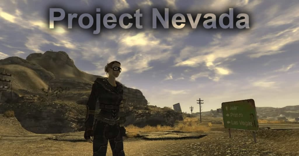 fallout mods Project Nevada