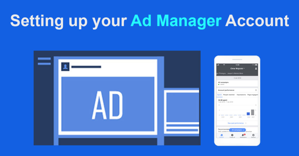 Setting up your Ad Manager Account