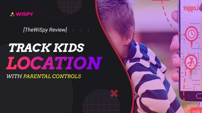 Track Kids Location with Parental Controls